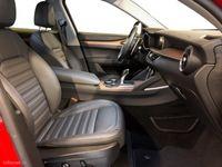 brugt Alfa Romeo Stelvio 2,0 TB First Edition Q4 280HK 5d 8g Aut.