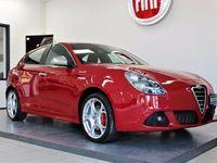 brugt Alfa Romeo Giulietta 2,0 JTD 140 Distinctive