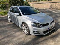 brugt VW Golf VII TSi, BMT, DSG, Highline 1,4