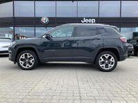 brugt Jeep Compass 2,0 MJT Limited First Edition AWD 170HK 5d 9g Aut.