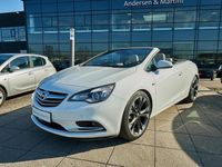 brugt Opel Cascada 1,6 Turbo Cosmo 170HK Cabr. 6g Aut.