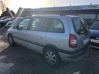 brugt Opel Zafira Flexivan 1,8 16V 125HK Van