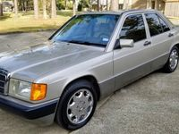 brugt Mercedes 190 (W201) 2.3L