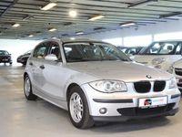 brugt BMW 116 i 1,6 115HK 5d