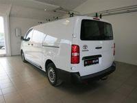 usata Toyota Proace Long 2,0 D Comfort 180HK Van 6g Aut.