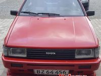 brugt Toyota Corolla coupé GT 1600 (AE86)