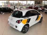 brugt Opel Adam 1,0 Turbo GLAM Start/Stop 90HK 3d 6g