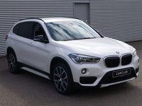 brugt BMW X1 2,0 xDrive20d Sport Line aut.