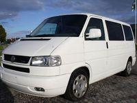 brugt VW Multivan 2,5 TDi 7prs