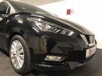 brugt Nissan Micra 0,9 IG-T Acenta LED 90HK 5d
