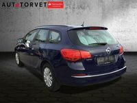 brugt Opel Astra 6 CDTi 136 Edition ST