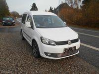 begagnad VW Caddy 1,2 TSI Trendline 85HK