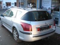 used Peugeot 407 SW 1,6 HDI XR 109HK Stc