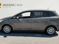 brugt Ford Grand C-Max 1,0 EcoBoost Titanium 125HK 6g
