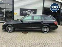 brugt Mercedes E250 2 CDi Avantgarde stc aut 4-M BE
