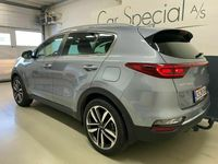 brugt Kia Sportage 1,6 CRDi MHEV Comfort Edition DCT
