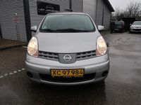 brugt Nissan Note 1,5 DCi Visia 68HK Van