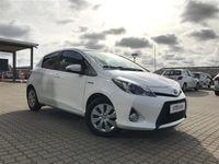 brugt Toyota Yaris Hybrid 1,5 VVT-I H2 Style E-CVT 100HK 5d Aut.