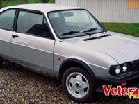 brugt Alfa Romeo Alfasud KøbesTI QV