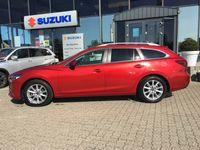 brugt Mazda 6 2,0 Skyactiv-G Vision 165HK Stc 6g B