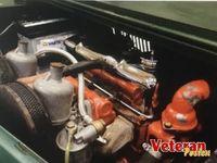 brugt MG TF 1250 cc