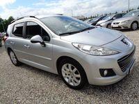 brugt Peugeot 207 1,6 HDi 92 Millesim Edition SW