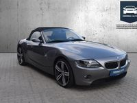 brugt BMW Z4 170HK Cabr. - Personbil - Gråmetal