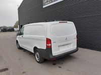 brugt Mercedes Vito 111 Lang 1,6 CDI 114HK Van 2017