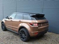 brugt Land Rover Range Rover evoque 2,2 SD4 Dynamic 4x4 190HK 5d 9g Aut.