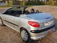 brugt Peugeot 206 CC 1,6 1,6