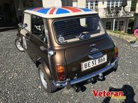 brugt Morris Mascot GT 1275