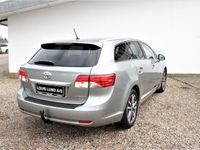 brugt Toyota Avensis 2,0 D-4D DPF T2 Premium 126HK Stc 6g
