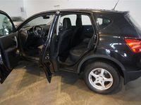 brugt Nissan Qashqai 1,5 DCi Visia 4x2 106HK 5d 6g