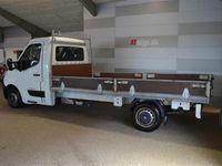 brugt Renault Master 2,3 DCI 135HK Ladv./Chas. 6g