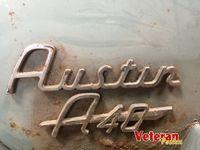 brugt Austin A40 Austin A 40