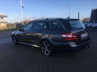 usado Mercedes E200 2 CDi Elegance stc. aut. BE