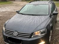 brugt VW Passat 2,0 Bluemotion