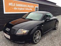 brugt Audi TT 1,8 T 180 Coupé 2d