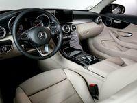gebraucht Mercedes C200 2,0 Coupé aut.