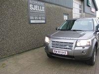 brugt Land Rover Freelander 2,2 D 152HK 4d
