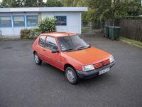 brugt Peugeot 205 Colorline