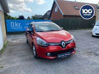 brugt Renault Clio IV 0,9 TCe 90 Dynamique ST