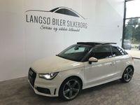 brugt Audi A1 1,4 TFSi 185 Ambition S-line S-tr.