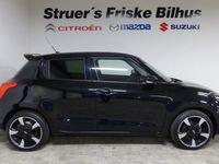 brugt Suzuki Swift 1,0 Boosterjet Turbo Exclusive mild-hybrid 112HK 5d