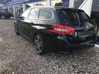 brugt Peugeot 308 SW 1,6 Blue e-HDI Style EAT6 120HK Stc 6g Aut.