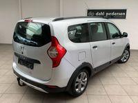 brugt Dacia Lodgy 7 Sæder 1,5 DCi Stepway Start/Stop 90HK