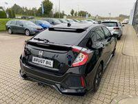 brugt Honda Civic 1,5 VTEC Turbo Sport+