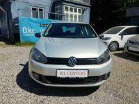 brugt VW Golf VI 1,4 Comfortline