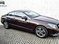 gebraucht Mercedes E200 0 184HK 2d 6g