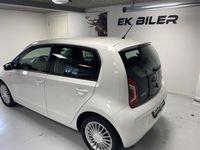 brugt VW up! 1,0 MPI BMT Style 60HK 5d